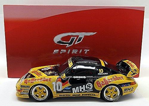 Porsche 911 (993) Supercup, No.10, Manthey Racing, Hasser r, Supercup, Modellauto, Fertigmodell, GT Spirit 1 18
