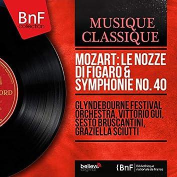 Mozart: Le nozze di Figaro & Symphonie No. 40 (Mono Version)