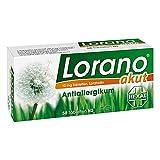 Lorano akut Tabletten, 50 St