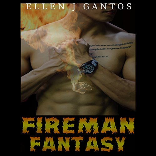 Fireman Fantasy audiobook cover art