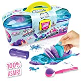 So Sand DIY- MALETIN Satisfying, Multicolor (Canal Toys SDD026)