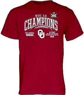 Best oklahoma sooners big 12 championship apparel Reviews