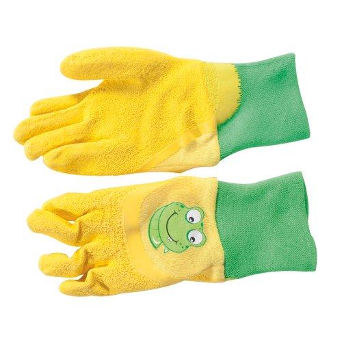 Gants de boxe enfant froggy coton latex taille 5