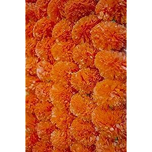 Krati Exports – 5 feet Marigold Garland