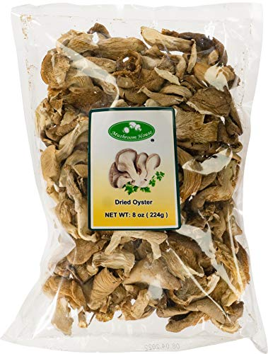 Mushroom House (MUSI1) Dried Oyster  8 Oz