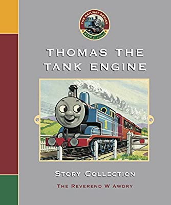 Thomas the Tank Engine stories with the original illustrations