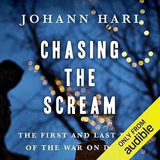 Chasing the Scream audiobook cover art
