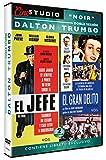 Doble Sesión Dalton Trumbo: El Jefe (The Boss) V.O.S. + El Gran Delito (They Were so Young) V.O.S. [DVD]