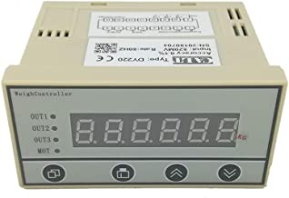 Load Cell Controller Indicator Batching Display Instruments Transmitter 4-20mA Out DY220