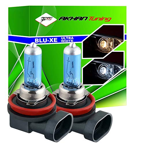 H11100W - Xenon look lampe halogène ampoule ampoule de rechange set H11 100W 12V