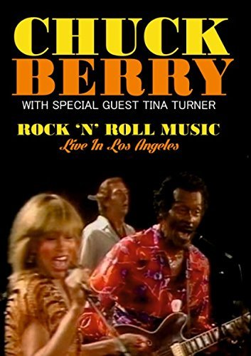 Chuck Berry With Special Guest Tina Turner - Rock & Roll Music DVD