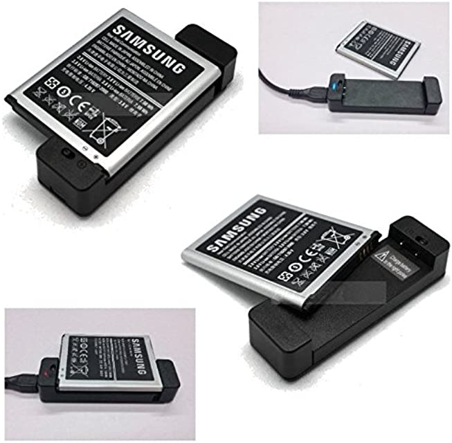 Hensych - Cargador de batería portátil para Samsung Galaxy Universal
