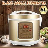SIMPLE LOVE 5L Inteligente Negro ajo fermentador de Bricolaje casero Orgánico Total Negro ajo automática fermentador para Aumentar el apetito Reduce Sus concentraciones de colesterol