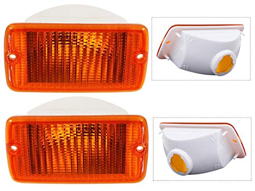Jeep Wrangler Replacement Turn Signal Light - 1-Pair