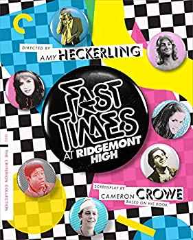 Fast Times at Ridgemont High  the Criterion Collection  [Blu-ray]