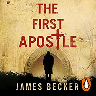 The First Apostle                   By:                                                                                                                                 James Becker                               Narrated by:                                                                                                                                 Philip Franks                      Length: 9 hrs and 25 mins     40 ratings     Overall 4.1