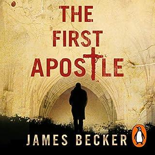 Couverture de The First Apostle