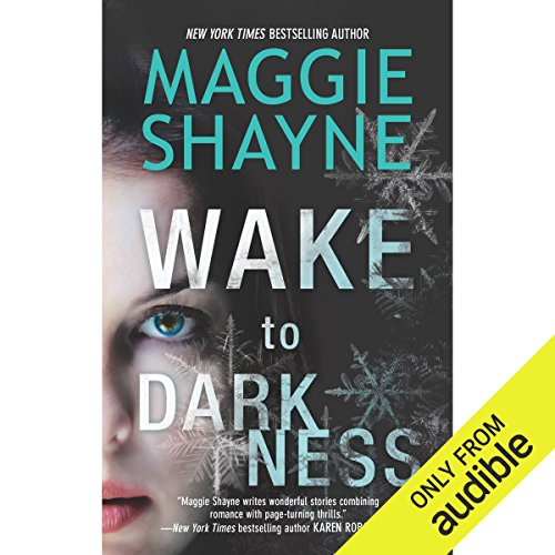 Wake to Darkness audiobook cover art