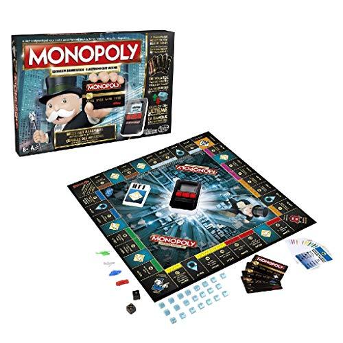 Hasbro 0619244 Monopoly Extrem Bankieren