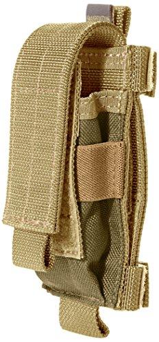 Maxpedition Scheide Single Sheath Tasche, Khaki, One Size