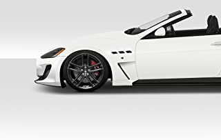Brightt Duraflex ED-FDS-540 MC Look Front Fenders - 2 Piece Body Kit - Compatible With Granturismo 2008-2018