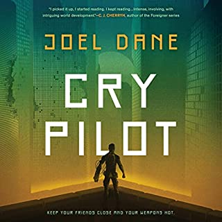 Cry Pilot audiobook cover art