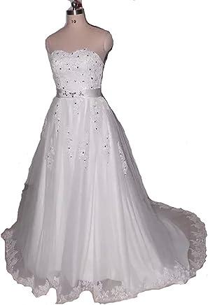 24d51c48f5e2 Menglu Sexy Mermaid Bridal wedding dress wedding gown Custom made (Custom  made, White 4