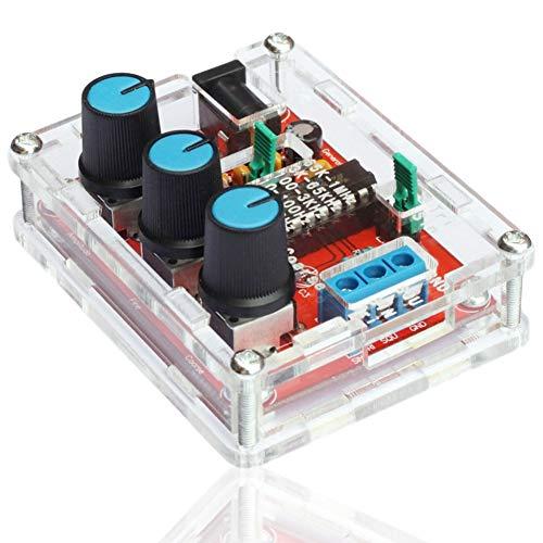 Ren He XR2206 信号発生器 低周波発振器 オーディオ シグナル DIY 正弦/三角/正方形出力 1Hz〜1MHz 周波数振幅調整可能