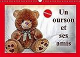 Un ourson et ses amis (Calendrier mural 2022 DIN A3 horizontal):...