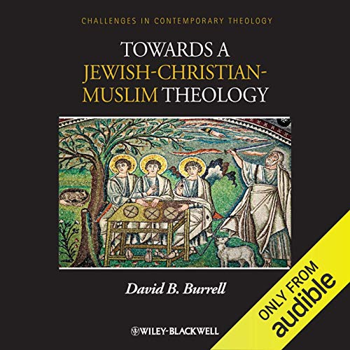 Towards a Jewish-Christian-Muslim Theology copertina