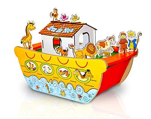 Religiosos Arca de Noé Carlu Brinquedos