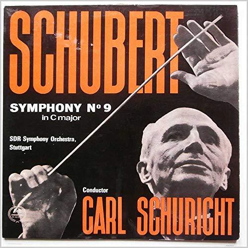 AM 2215 Schubert Symphony 9 SDRSO Carl Schuricht LP