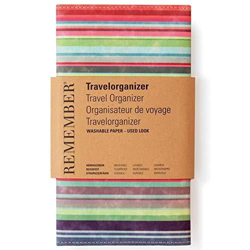 Remember Micro Stripes Organiseur de Voyage