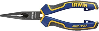 IRWIN VISE-GRIP Long Nose Pliers, 6-Inch (1902417)