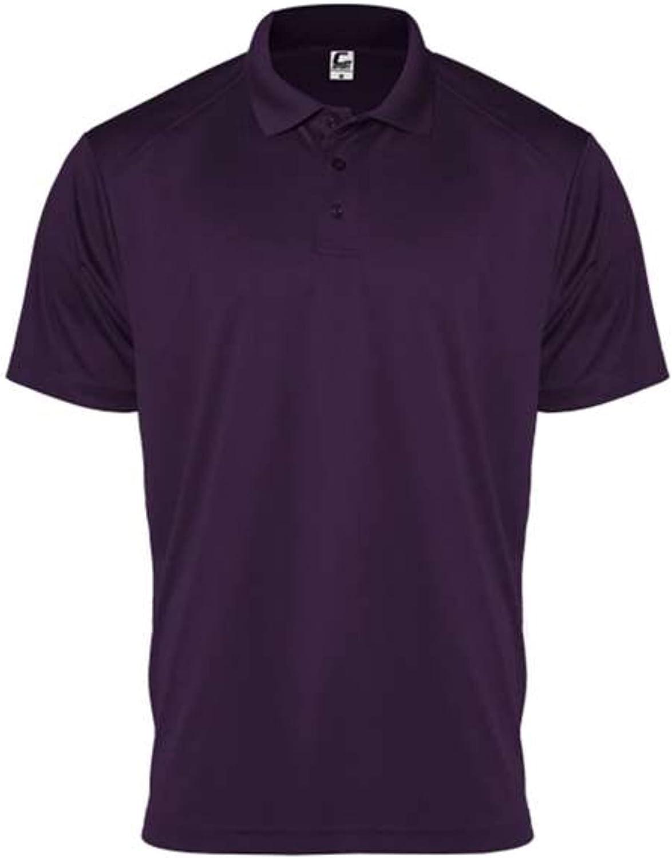 C2 Sport Youth Utility Sport Shirt - Purple, L