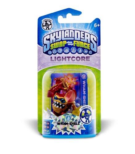 Skylanders Swap Force - Single Character - Light Core - Whamshell