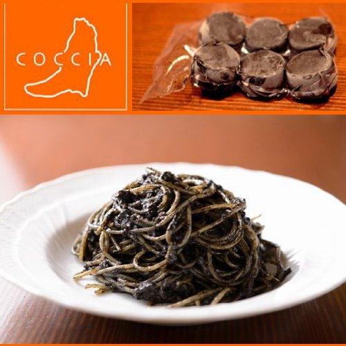 大阪のイタリア料理名店 COCCIA イカスミソース パスタソース 150g