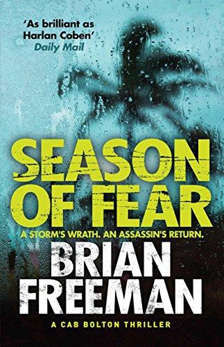 Season of Fear: A Cab Bolton Thriller (A...