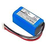 CS-SRX400SL Batería 5200mAh Compatible con [Sony] SRS-XB40, SRS-XB41 sustituye ID770, JD770B