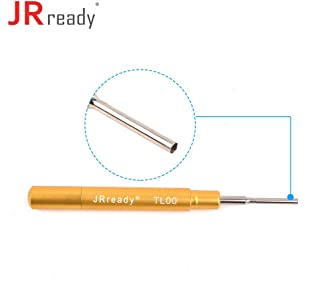 JRready TL00 Pin Removal Tools designed according to the size of HARTING,WEIN, TE electric connectors.