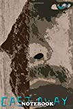 Notebook: Cast Away Poster , Journal for Writing, College Ruled Size 6' x 9', 110 Pages