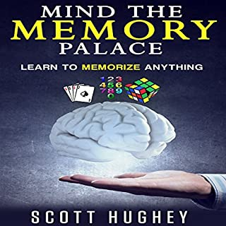 Mind the Memory Palace cover art