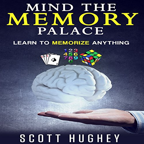 Mind the Memory Palace audiobook cover art
