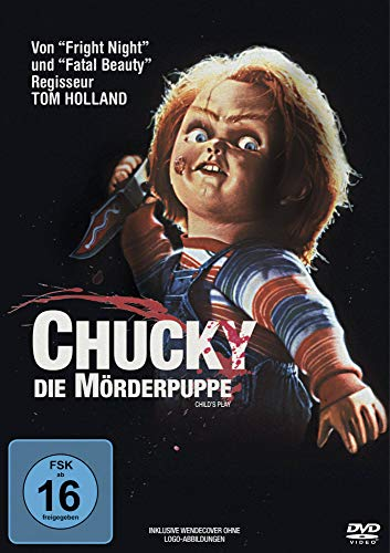 Chucky - Die Mörderpuppe (Uncut)