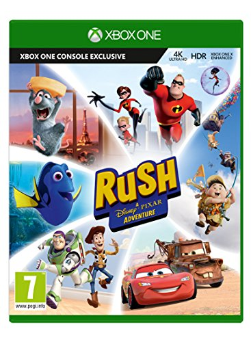 Rush: A Disney Pixar Adventure - Xbox One [Importación inglesa]