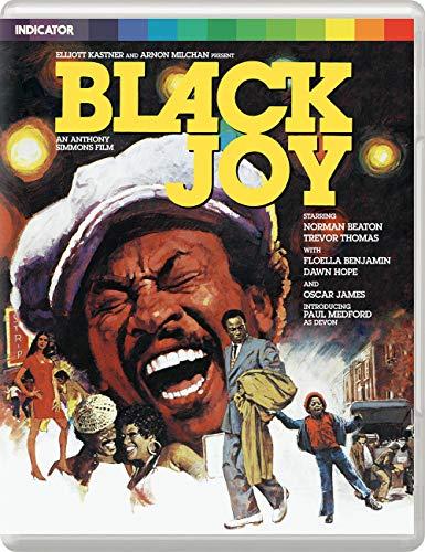 Black Joy (Limited Edition) [Blu-ray] [2019] [Region Free]