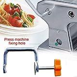 Zoom IMG-1 morsetto per macchina pasta accessorio