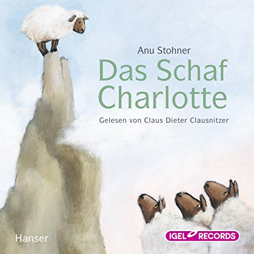 Das Schaf Charlotte                   By:                                                                                                                                 Anu Stohner                               Narrated by:                                                                                                                                 Claus Dieter Clausnitzer                      Length: 43 mins     Not rated yet     Overall 0.0