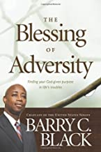 BLESSING OF ADVERSITY PB by BLACK BARRY (28-Apr-2011) Paperback
