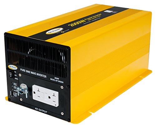 Go Power! GP-SW2000-12 2000-Watt Pure Sine Wave Inverter :